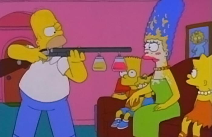 Diez trucos de belleza que aprendí de los Simpson