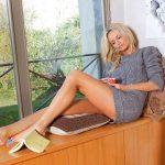 Adriana Karembeu: Las piernas más largas del mundo