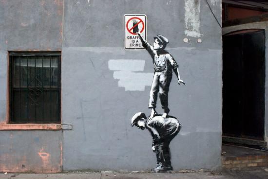 Banksy toma Nueva York: así es su 'museo' al aire libre