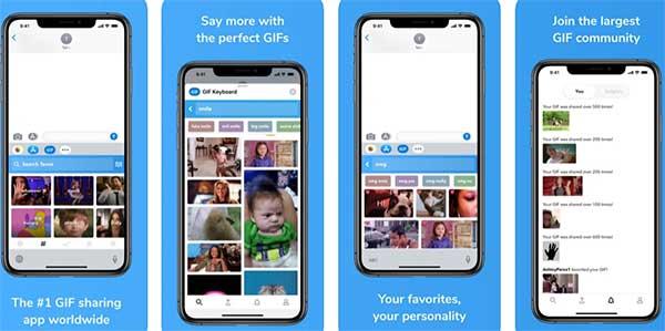 Teclado GIF para iOS: el invento del siglo XXI