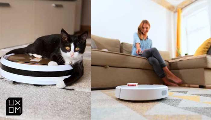 Mejor Robot Aspirador para Gatos