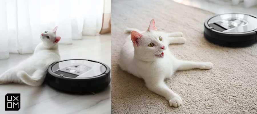 mejores robot aspirador para pelo de gato